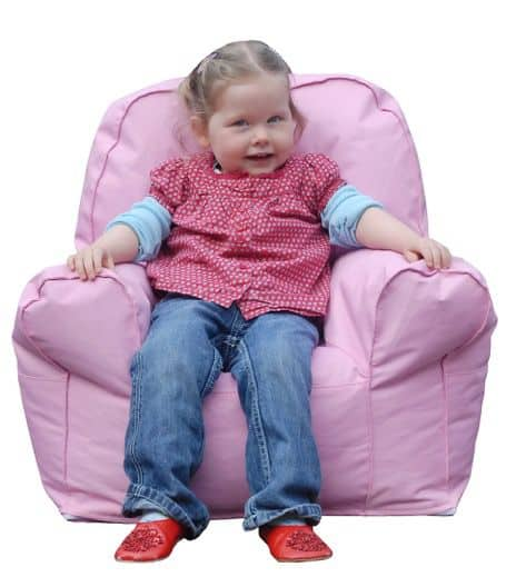 Mini Bean Chair – Small (4 Colours Avail)