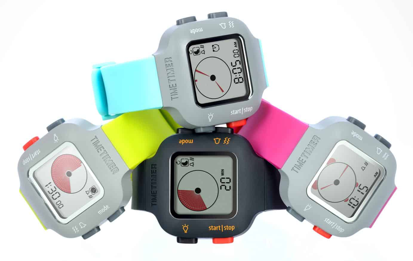 TT4 Time Timer Youth Watch Mult Colours