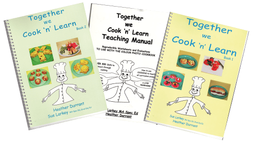 Both Cook Books and Teaching Manual