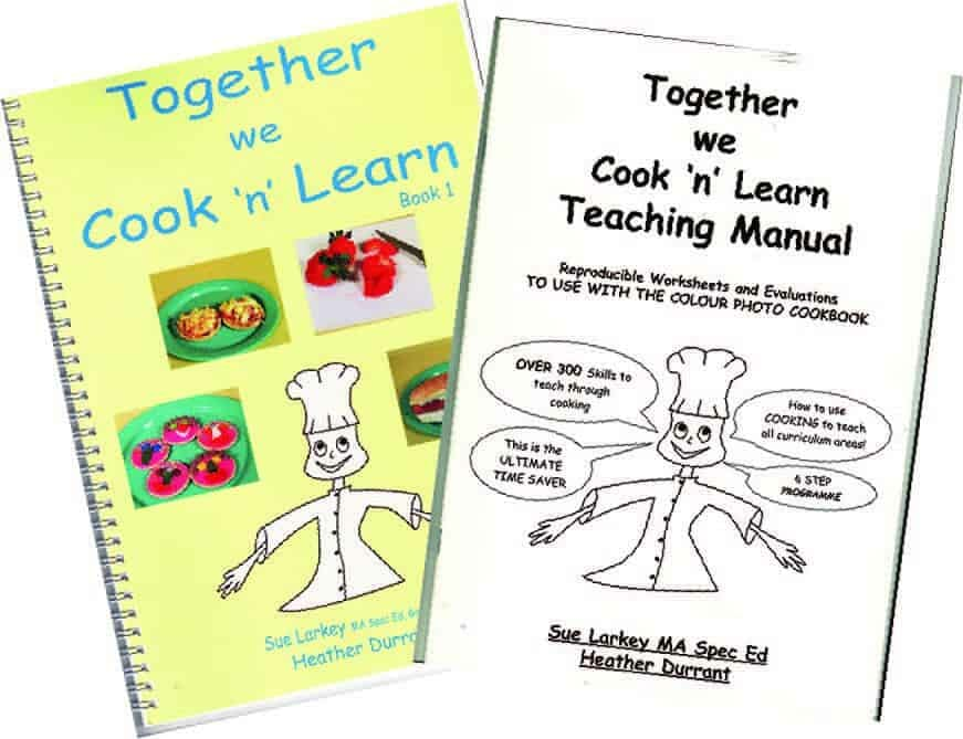 Cookbook 1 and Teaching Manual