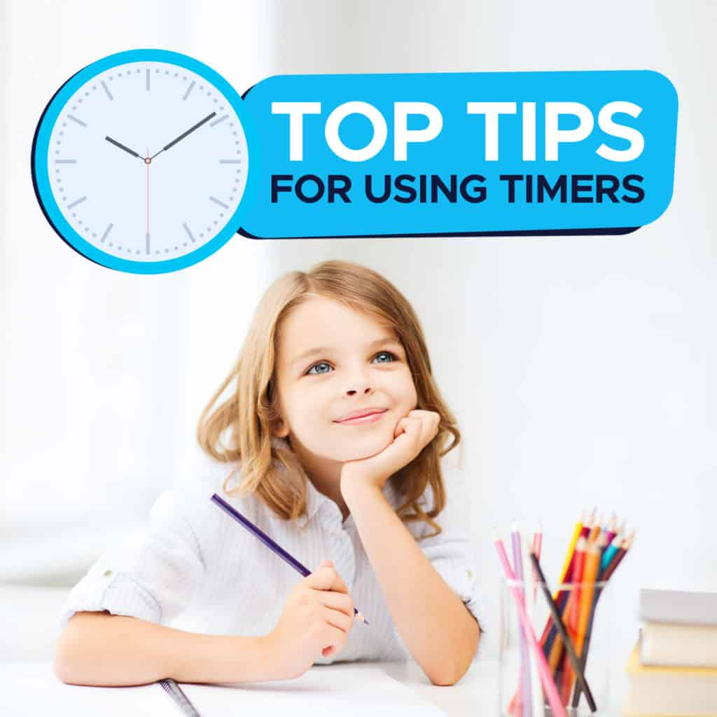 Strategies for Using Time Timers
